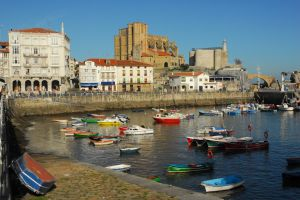Castro Urdiales by the Sea